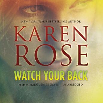 Free Watch Your Back Audiobook read by Marguerite Gavin