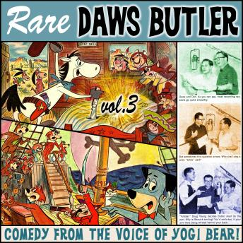 Rare Daws Butler, Volume 3 Audiobook Mp3 Download Free