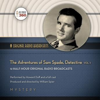 Adventures of Sam Spade, Detective, Vol. 1