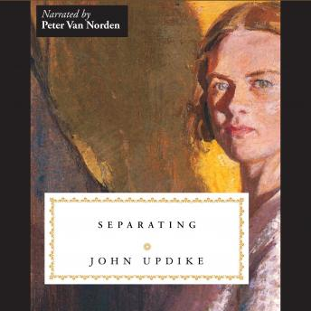 separating by john updike Separating by john updike is a short story that happens over one day the main character, richard, seems to have an outside narrator that is telling the story.