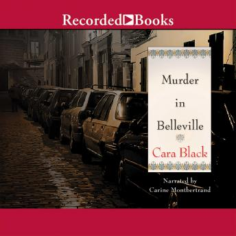 Murder in Belleville, Cara Black