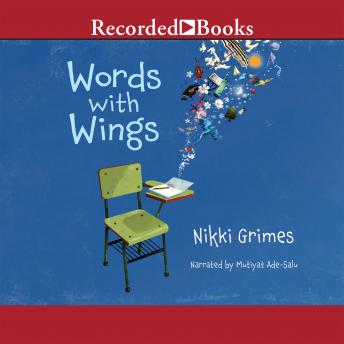 Free Words with Wings Audiobook read by Mutiyat Ade-Salu