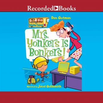 [Download Free] My Weird School #18: Mrs. Yonkers Is Bonkers! Audiobook