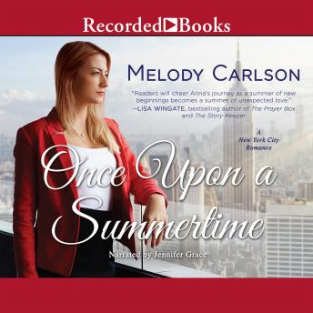 Download Once Upon a Summertime: A New York City Romance by Melody Carlson