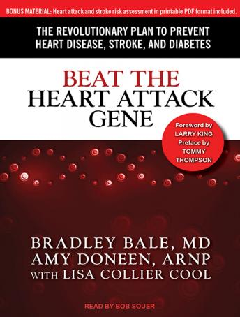Beat the Heart Attack Gene: The Revolutionary Plan to Prevent Heart Disease, Stroke, and Diabetes Audiobook Torrent Download Free