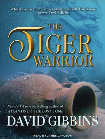 Tiger Warrior, David Gibbins
