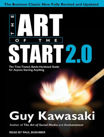 The Art Of The Start Guy Kawasaki Free Download