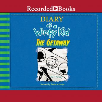 Download Diary of a Wimpy Kid: The Getaway by Jeff Kinney