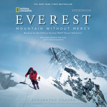 Download Everest, Revised & Updated Edition: Mountain without Mercy by Broughton Coburn