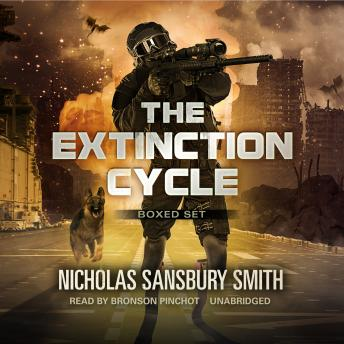 Download Extinction Cycle Boxed Set, Books 4-6: Extinction Evolution, Extinction End, and Extinction Aftermath by Nicholas Sansbury Smith