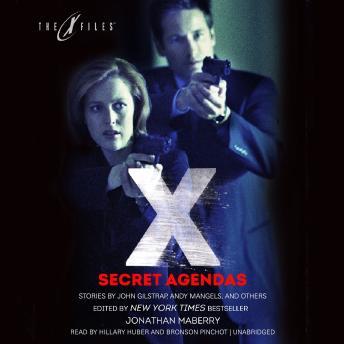 Secret Agendas: X-Files, Volume Three
