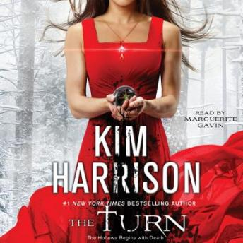 Download Turn : The Hollows Begins with Death by Kim Harrison