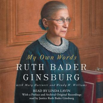 Download My Own Words by Ruth Bader Ginsburg