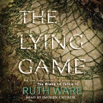 Download Lying Game: A Novel by Ruth Ware
