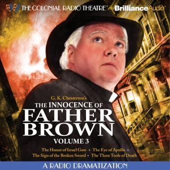 Innocence of Father Brown, Volume 3 by  G. K. Chesterton