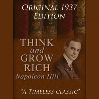 Download Think And Grow Rich by Napolean Hill