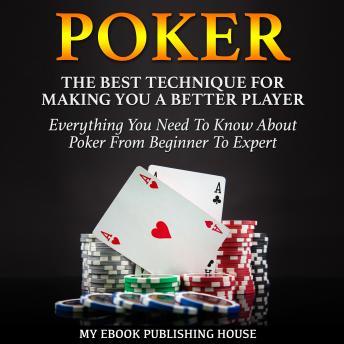 Poker audio books free casino clermont ferrand poker