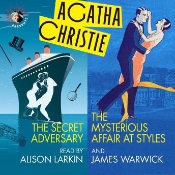 Download Secret Adversary and The Mysterious Affair at Styles by Agatha Christie