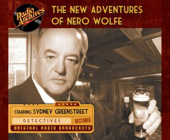 New Adventures of Nero Wolfe