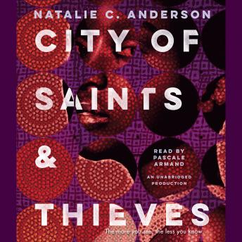 Download City of Saints & Thieves by Natalie C. Anderson