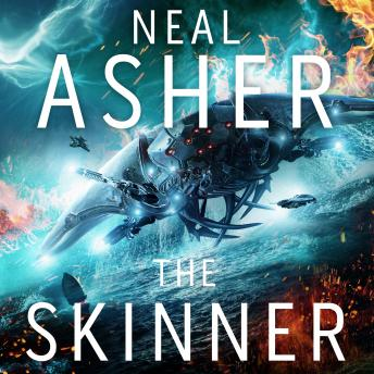 Download Skinner by Neal Asher