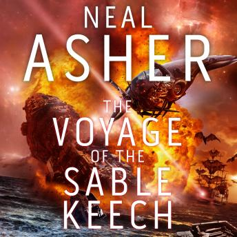 Download Voyage of the Sable Keech by Neal Asher