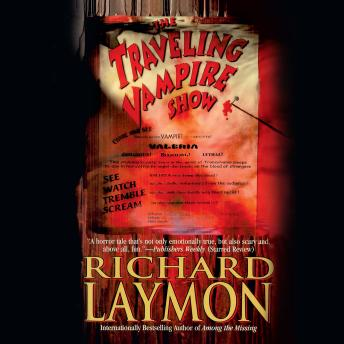 Download Traveling Vampire Show by Richard Laymon