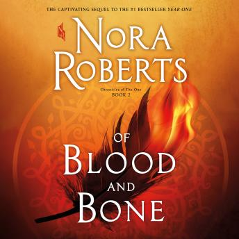 Of Blood and Bone, Audio book by Nora Roberts