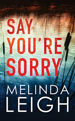 Download Say You're Sorry by Melinda Leigh