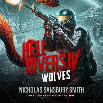 Download Hell Divers IV: Wolves by Nicholas Sansbury Smith