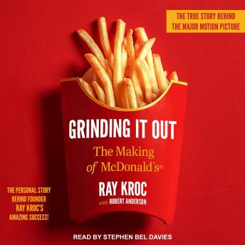 Download Grinding It Out: The Making of McDonald's by Ray Kroc
