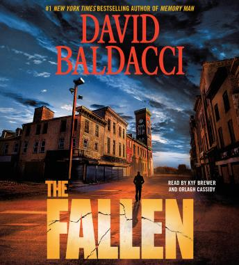 Fallen, Audio book by David Baldacci