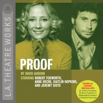 Free Proof Audiobook read by Anne Heche, Jeremy Sisto