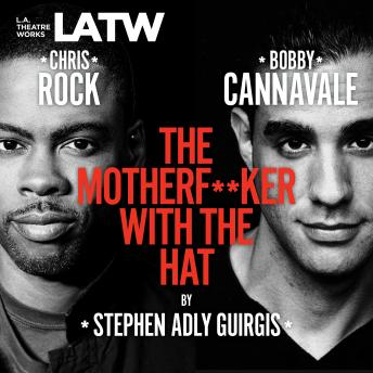 Motherfucker with the Hat, Audio book by Stephen Adly Guirgis
