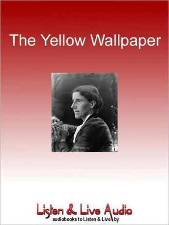 yellow wallpaper audio book by charlotte perkins gilman