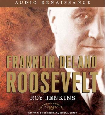 Free Franklin Delano Roosevelt Audiobook read by Richard Rohan