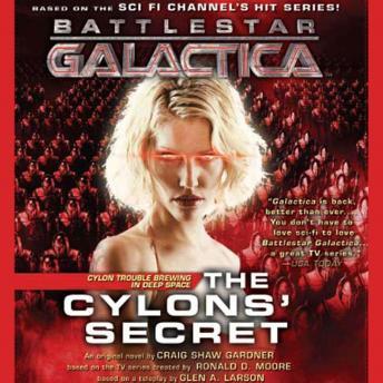Cylons' Secret: Battlestar Galactica 2