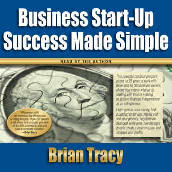[Download Free] Business Start-up Success Made Simple Audiobook