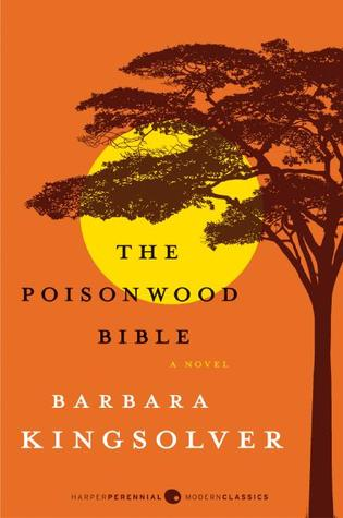 Poisonwood Bible, Barbara Kingsolver