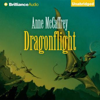 DRAGONFLIGHT unabridged audio CD by ANNE McCAFFREY - Brand New - 8 CDs / 9 Hours
