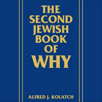 Second Jewish Book of Why