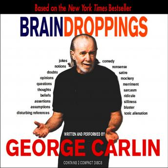 Download Brain Droppings by George Carlin