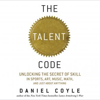 Download Talent Code by Daniel Coyle