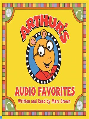 Download Arthur's Audio Favorites, Volume 1 by Marc Brown