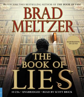Book of Lies by  Brad Meltzer