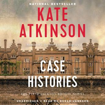 Image result for case histories audiobook