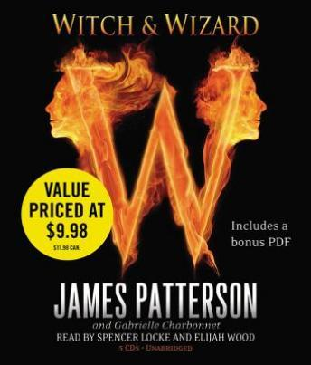 Download Witch & Wizard by James Patterson, Gabrielle Charbonnet