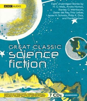 Listen To Great Classic Science Fiction By Various Authors