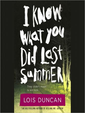 A book review of lois duncans i know what you did last summer