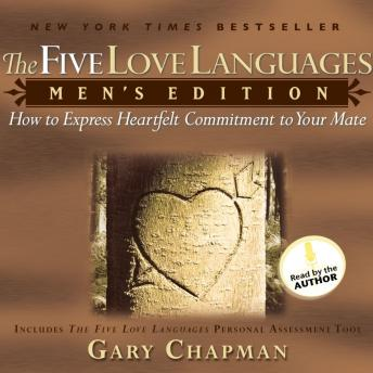 Five Love Languages: Men's Edition by  Gary Chapman